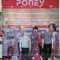 [PONEY enfants] Grand Oprning at United Square 01-57.