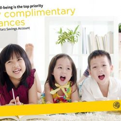 [Maybank ATM] Do you know that your child can enjoy Personal Accident, Hand Foot and Mouth Disease (HFMD) Hospitalisation and Outpatient insurance
