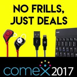 [Valore Challenger] Valore EXCLUSIVE deals at Comex 2017!