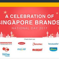 [Gain City] Support Singapore Brands.