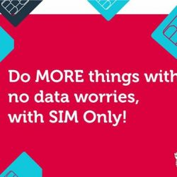 [Singtel] With SIM Only, you can do MORE with our data add-ons.