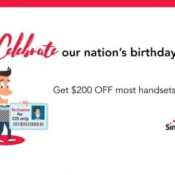 [Singtel] Celebrate our nation's birthday with CIS!