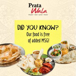 [Prata Wala] Dear friends of Prata Wala, yes you read that right!