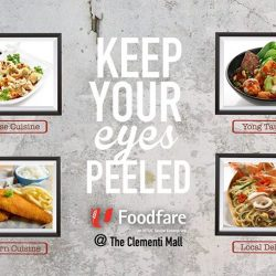 [Foodfare] Thinking on what to eat for lunch today?