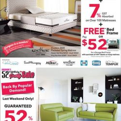 [Harvey Norman] Singapore's 52nd Party Sale continues at HarveyNormanSG!