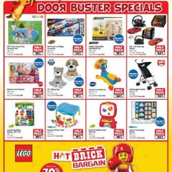 [Babies'R'Us] Surprise Doorbuster Half Priced Offer for this weekend!