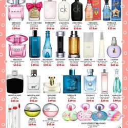 [Double Spouts Café] FRAGRANCE PROMOTION DEALPromotional Pricing for Branded Fragrance up for GRAB!