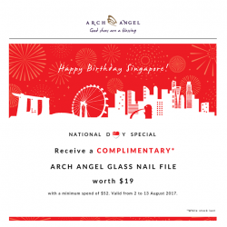 [Arch Angel] National Day Special!