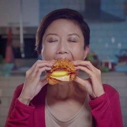 [KFC Singapore] You know it's love when you don't have to hide your true self.