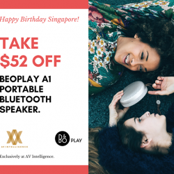 [AV Intelligence] We are kicking off Singapore's 52nd Birthday Celebration with this awesome deal!