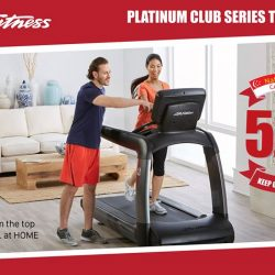[AIBI] This is your best chance to bring Life Fitness Club quality machines to your home at a huge saving of