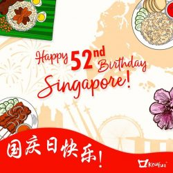 [Koufu] Happy 52nd National Day!