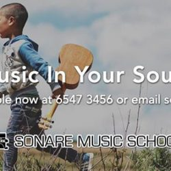 [Sonare Music School] The ukelele is one of the easiest musical instrument to pick up.