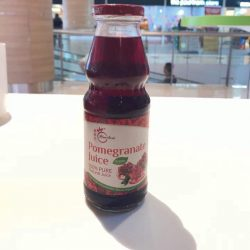 [Yoguru] FOOD FOR THOUGHT: Did you know that Pomegranate Juice has many benefits?