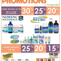 [VitaKids] Exciting promotions on your favorite brands this month!