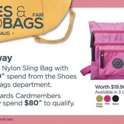 [BHG Singapore] Update your fashion accessories this season.