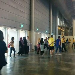 [Gain City] It's the final day of the Gain City EXPO and the doors to Expo Hall 6A have just been