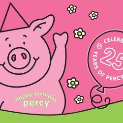 [Marks & Spencer] Our beloved Percy turns 25 this year (not so little anymore) and we are super excited to announce that he