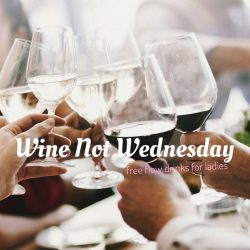 [Wooloomooloo Steak House] Ladies, Wednesday nights just got a whole lot better with Wine Not Wednesday!