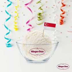 [Haagen-Dazs] Celebrate the nation's birthday with us!
