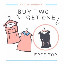 [L'zzie] Limited time promotions!