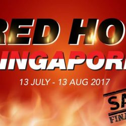[Home-Fix Singapore] FINAL WEEK to enjoy our RED HOT SINGAPORE SALE!