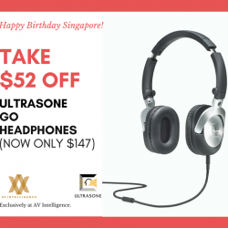 [AV Intelligence] More National Day Celebration deals as we approach the weekend!
