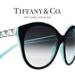 "[Capitol Optical] This new design from """"Return to Tiffany Love"""" is a gift that comes straight from the heart."