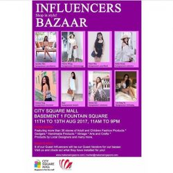 [City Square Mall] Influencers Bazaar by Maker's Market is now on at City Square Mall!