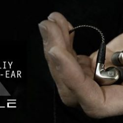 [Connect-IT by Jade Gift Shop] High fidelity in ear earphones utilize an advanced moving coil transducer and acoustic diffuser tuned to recreate music tracks with