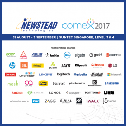 [Newstead Technologies] We are almost ready at Comex 2017 to serve you!