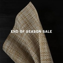 [Chilewich] There's still time to shop our end of season sale!