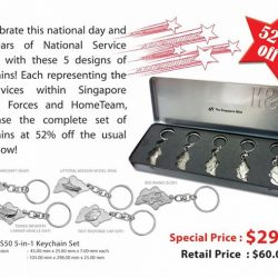 [The Singapore Mint] Celebrating the Nation's 52th birthday, we have a special offer just for you!