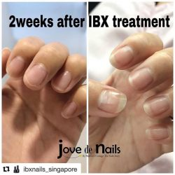 [Princess's Cottage: The Nails Story] IBX treatment had been our nail saver for many gel nails lovers.