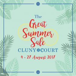[A. Browns & Co] Great Summer Sale Cluny Court Selected items up to -70% off!