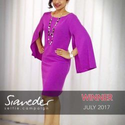 [Sianeder] Congratulation to Sonali Gholap!