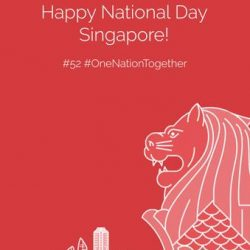 [The Travel Store] Happy 52nd National Day!
