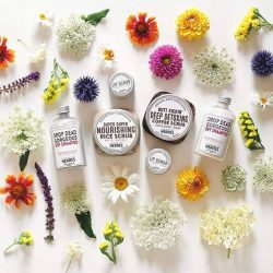 [Novena] Our skincare heroes — 100% natural, vegan, cruelty free goodness, all lovingly made by @handmadeheroes 👋🏻