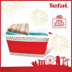 [Tefal] Celebrate Singapore's 52nd birthday with deals for every home!