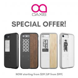 [Nübox] Enjoy up to $60 NDP savings when you buy selected Oaxis cases at nübox from now till 13 Aug.
