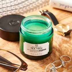 [The Body Shop Singapore] Are you looking for an overnight fix for your blemished skin?