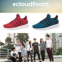 [DOT Singapore] PRESENTING THE ALL NEW ADIDAS CLOUDFOAM ULTIMATEExceptional comfort, inspired design.