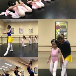 [The Ballet & Music Company] Study shows that ballet promotes physical strength and agility, boost concentration, and helps generate love for music and movement.