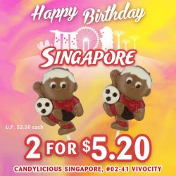 [Candylicious] Are you ready for our National Day Special Promotions this August?