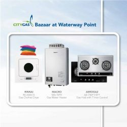 [Home-Fix Singapore] Did you know that there are gas appliance options for water heaters and clothes dryers?