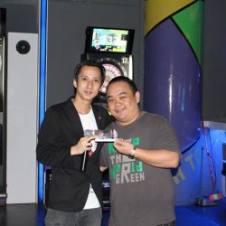 [i Darts Halo] Congratulations to Allan & Robin, winners for our Ultimate Count Up on National Day's eve!