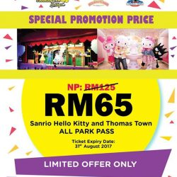 [CAUSEWAY LINK BY HANDAL INDAH] Special Merdeka Offer!