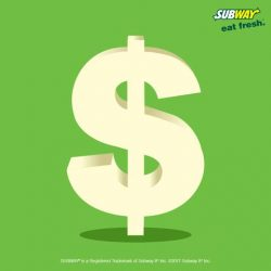 [Subway Singapore] We bring you more savings.