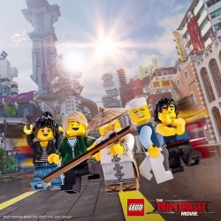 [LEGO] The time has come for young heroes to rise up against the forces of evil and save Ninjago City.