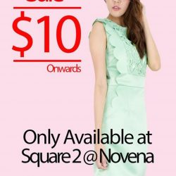 [MOONRIVER] Sale at Moonriver Factory Outlet - Square 2 @ Novena.